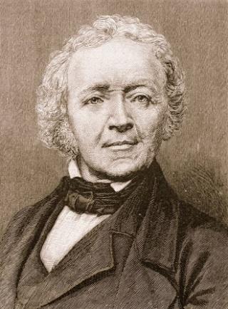 Leopoldo von Ranke, uno de los representantes del historicismo alemán