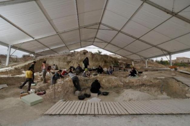 Excavación En Fuente Nueva 3, En Orce