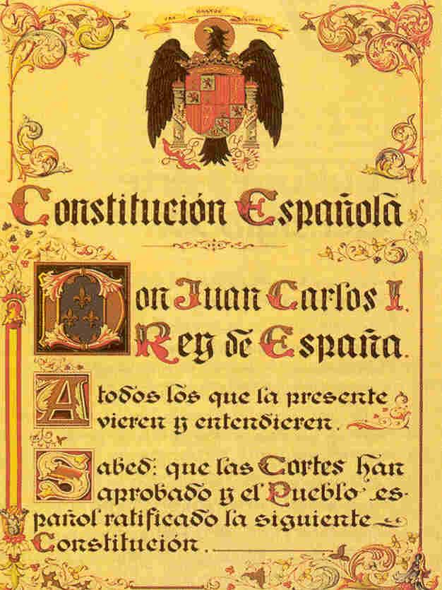 Introducción libraria a la Constitución de 1978