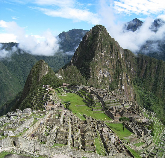 La archiconocida cultura inca del Machu Picchu, de origen en época protohistórica