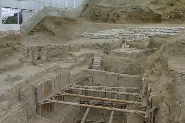 Yacimiento arqueológico de Catal Huyuk