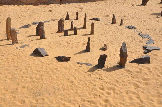 Yacimiento arqueológico de Nabta Playa
