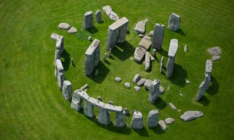 Estado actual del conjunto megalítico de Stonehenge