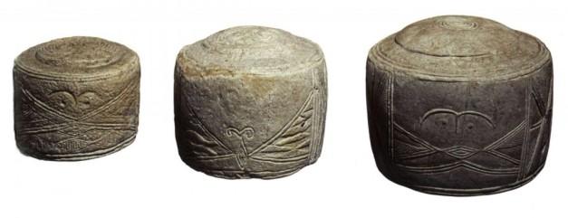 Ajuar funerario de un niño de la cultura de Wessex