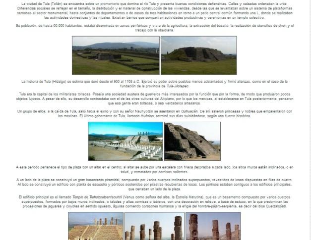Captura de pantalla de uno de los artículos más populares del blog, con más de 100 000 visitas