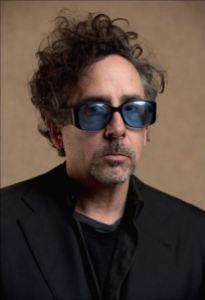 Una foto del director de cine Tim Burton, uno de mis favoritos
