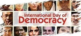 Hoy es el Día Internacional de la Democracia, sistema político de gobierno que pocas veces se lleva a cabo correctamente