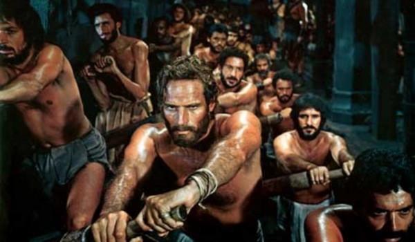 """Fotograma de la película """"Ben Hur"""" (1959)"""