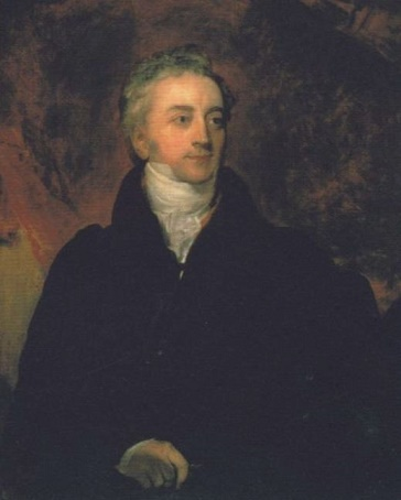 Retrato que muestra a Thomas Young