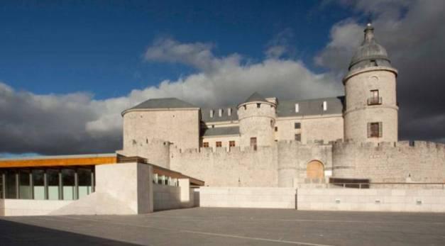 Vista general del Archivo General de Simancas