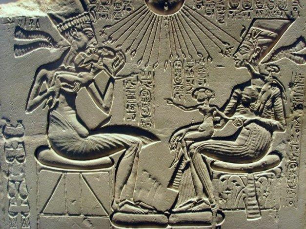 Ancient Egyptian Family (4)