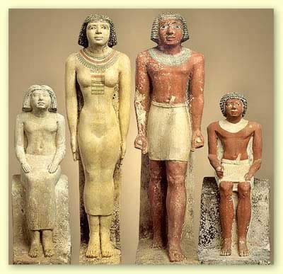 Familia egipcia