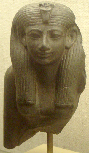 Hatshepsut. Museo de Bellas artes de Boston