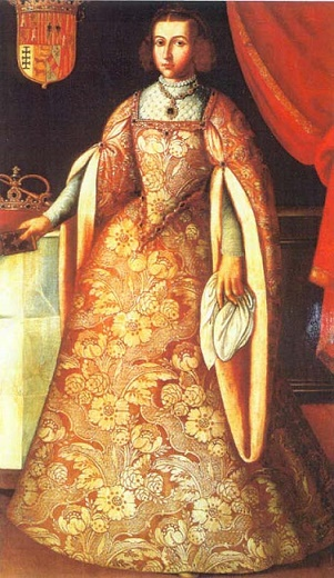 Retrato de Germana de Foix, segunda esposa de Fernando el Católico