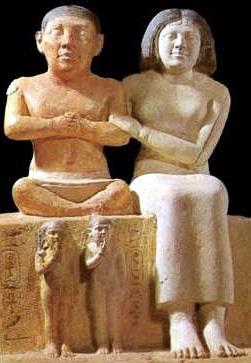 seneb (IV dinastía museo del cairo)