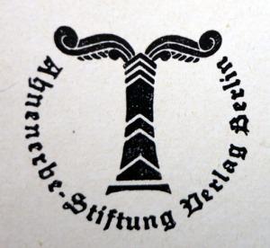 Logotipo de la Ahnenerbe
