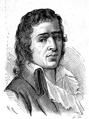 François Babeuf, principal líder e ideólogo de la Conspiración de los Iguales