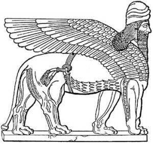 Nergal, dios del inframundo