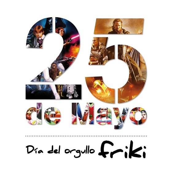 Porque ser friki es un honor y un placer, feliz día del orgullo friki