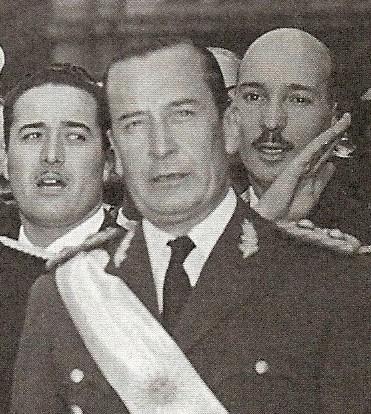 Pedro Eugenio Aramburu en 1956