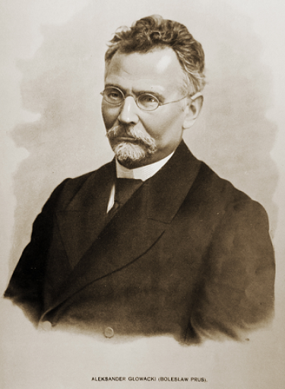 Retrato de Boleslaw Prus
