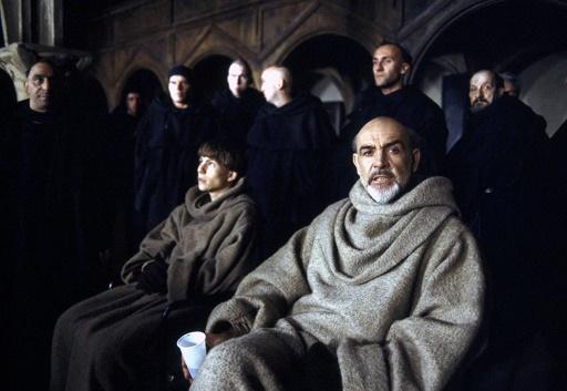 """En la película de """"El nombre de la rosa"""" se habla de la secta de los dulcinitas"""