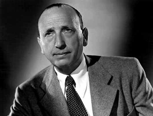 """Fotografía de Michael Curtiz, director de """"Sinuhe el egipcio"""" y el gran clásico """"Casablanca"""""""