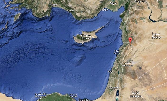 Bienvenidos al nuevo foro de apoyo a Noe #292 / 18.10.15 ~ 23.10.15 Ubicacic3b3n-de-la-antigua-ciudad-de-qadesh-dentro-del-actual-pac3ads-de-siria