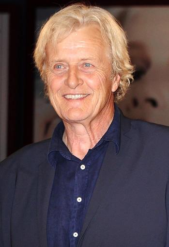 Rutger Hauer, protagonista