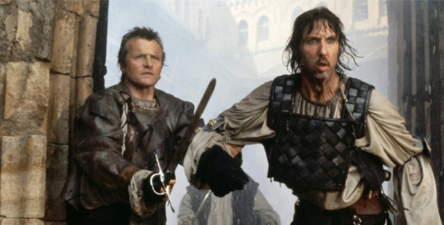 Uno de los fotogramas de la película
