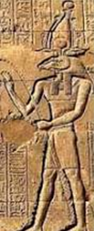 El dios Khnum