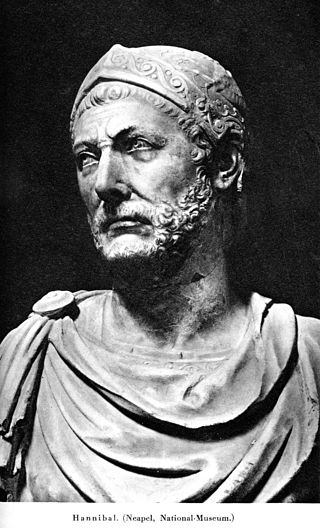 Aníbal Barca, uno de los personajes más conocidos de la Historia de Cartago
