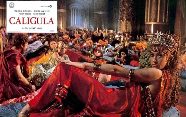 Helen Mirren en la película Calígula