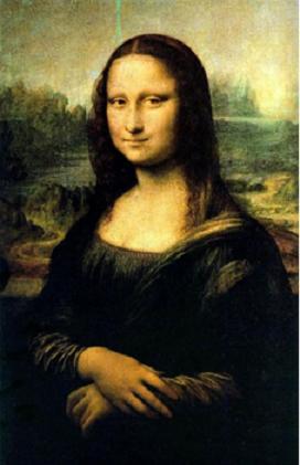 """Ilustración 3 – Oleo """"La Gioconda"""" de Leonardo Da Vinci, pintado entre 1503 y 1519"""