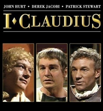 """La miniserie """"Yo, Claudio"""" contó con este trío de actorazos"""