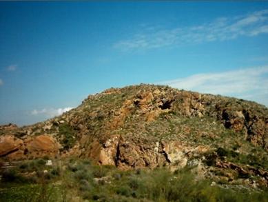 Yacimiento arqueológico de Gatas