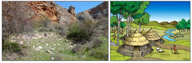 Estado actual y posible reconstrucción del yacimiento de los Tolmos de Caracena