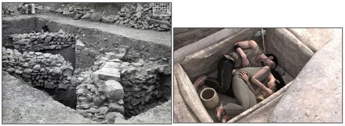 Estado actual y reconstrucción del yacimiento del Llanete de los Moros