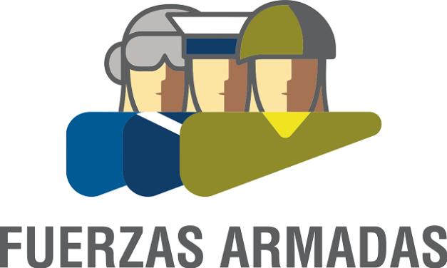 Logo de las fuerzas armadas españolas
