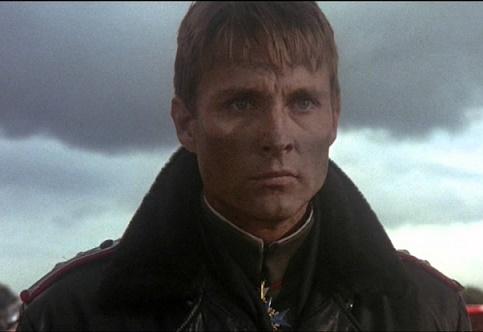 El actor John Phillip Law en uno de los fotogramas de la película