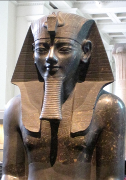 Estatua de Amenhotep III