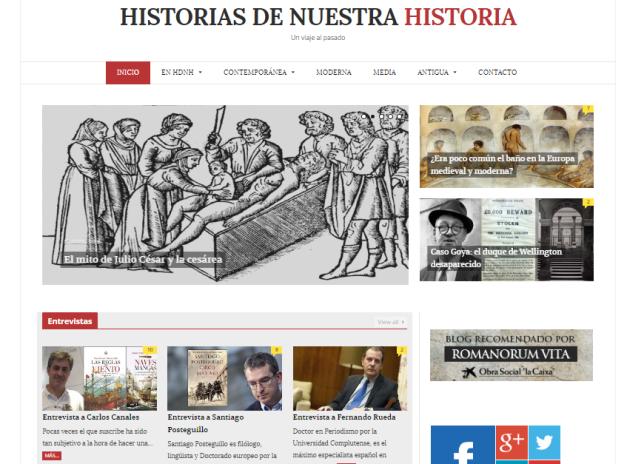 Captura de pantalla de esta gran web
