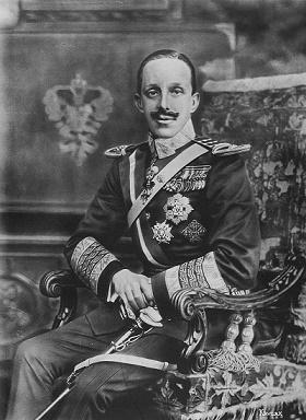 Alfonso XIII de España en 1916