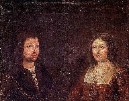 Fernando e Isabel, los Reyes Católicos