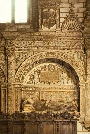 Sepulcro de Enrique III de Castilla