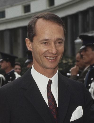 Carlos Hugo de Borbón, noveno candidato carlista, en 1968