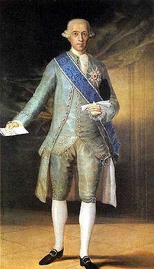 Conde Floridablanca