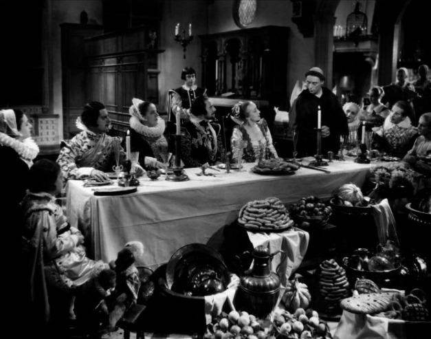 Una de las famosas escenas de la película