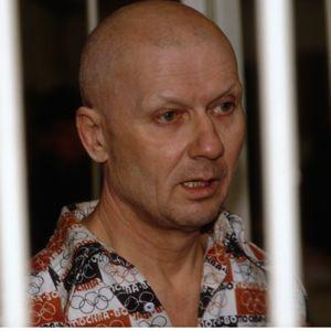Fotografía del real Andrei Chikatilo, uno de los mayores asesinos en serie de la Historia