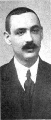 Fotografía de Blas Infante en 1914
